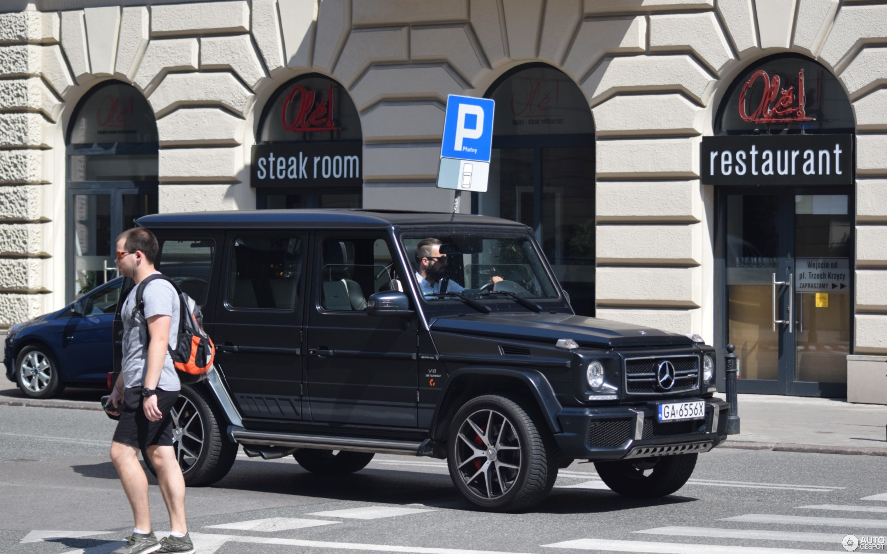 Mercedes AMG G 63 2016 Edition 463 3 August 2018 Autogespot