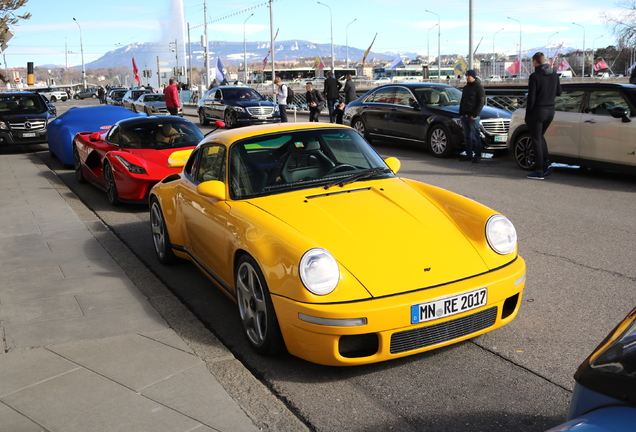 RUF CTR Yellowbird 2017