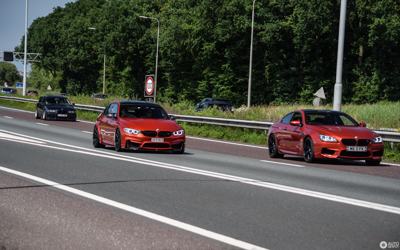 BMW M3 F80 Sedan 2016 5 August 2018 Autogespot