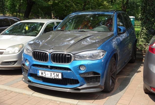 BMW Hamann X5 M F85