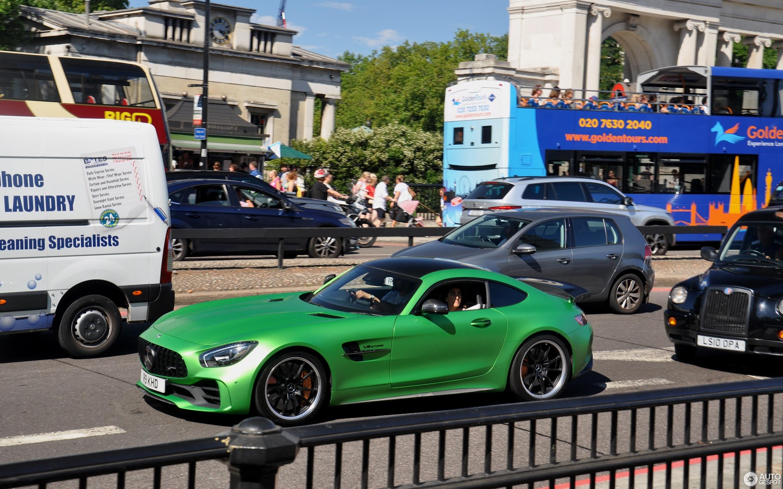 Mercedes-AMG GT R C190 - 6 August 2018 - Autogespot
