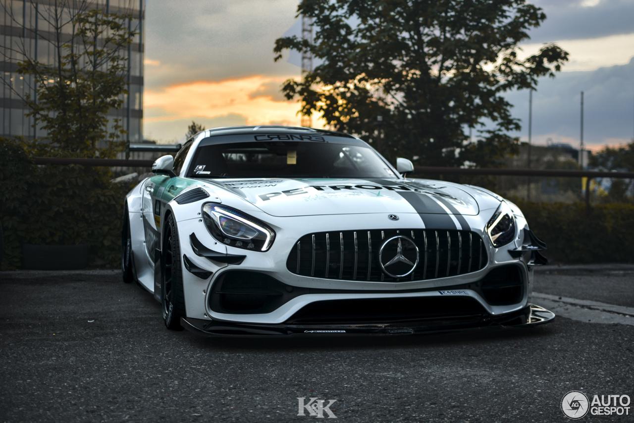 Mercedes-AMG GT S 2017 Maxton Design