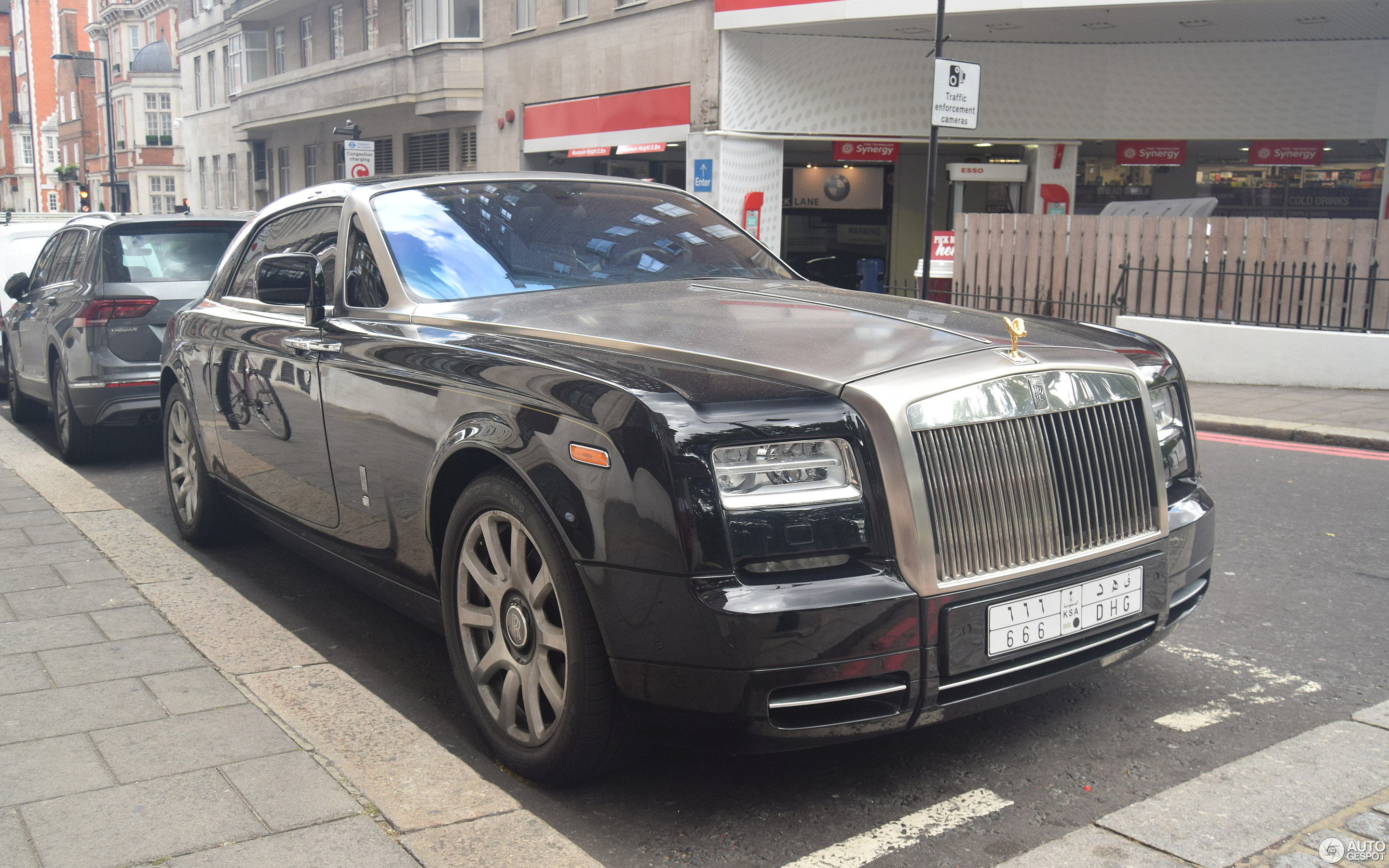 Rolls Royce Phantom Coup 233 Series Ii 8 August 2018