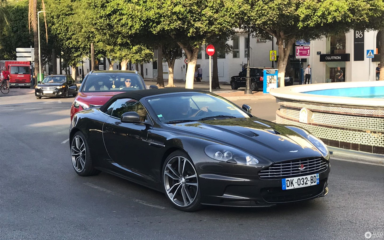 Aston Martin Dbs Volante 10 August 2018 Autogespot