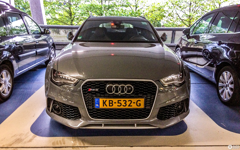 Audi RS6 Avant C7 - 10 August 2018 - Autogespot