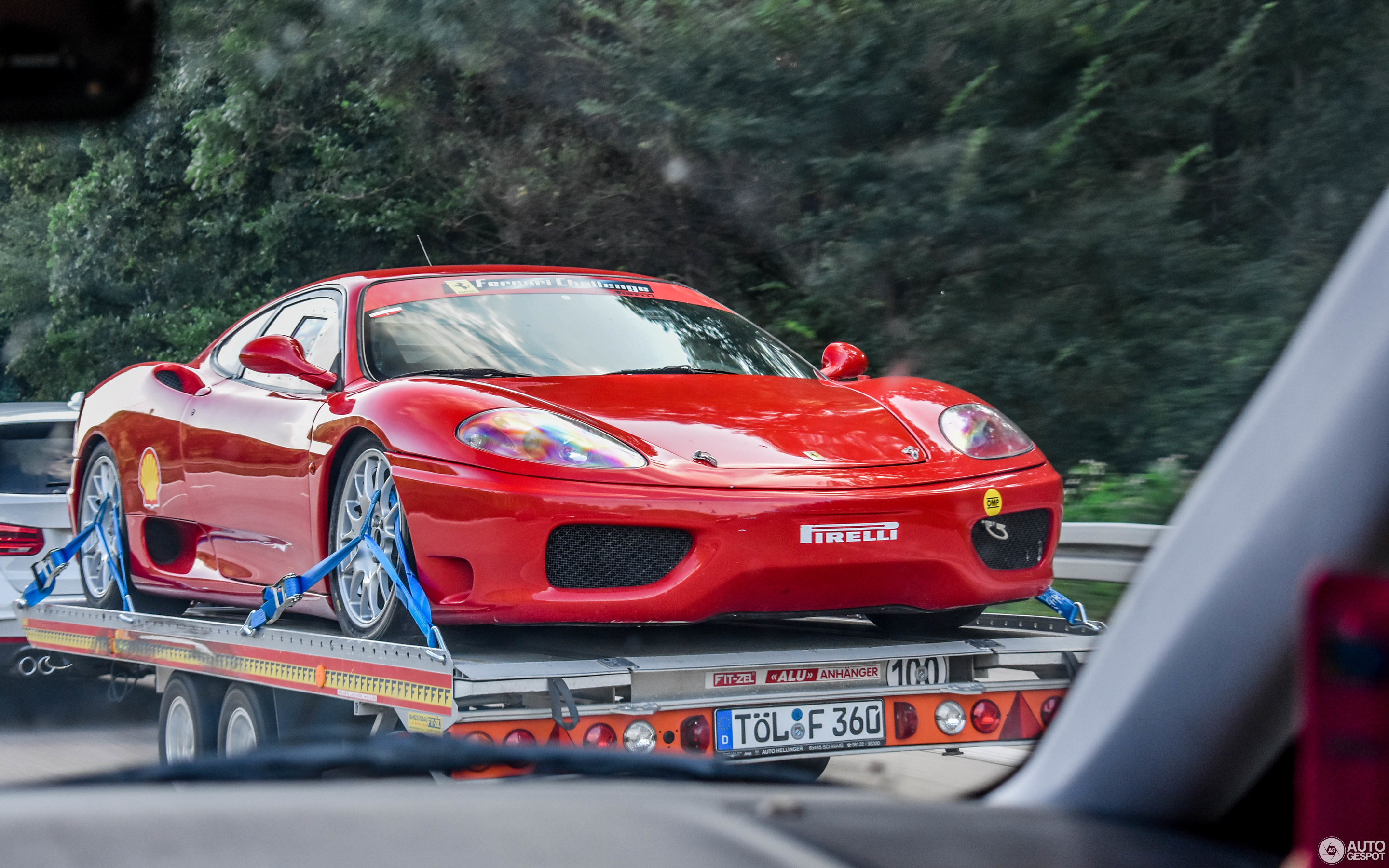 Ferrari 360 Challenge 10 August 2018 Autogespot