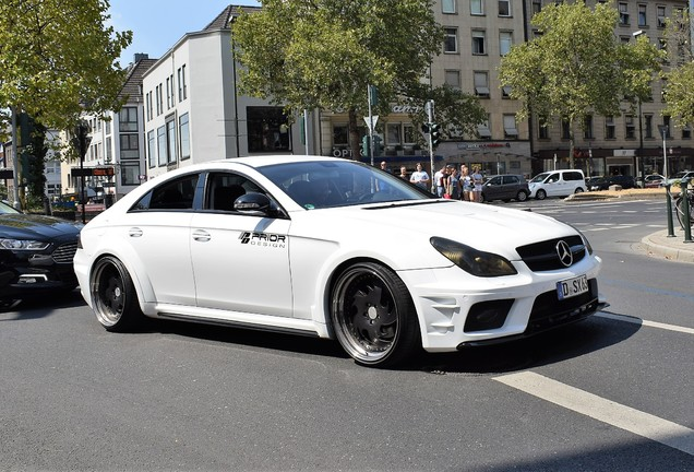 Mercedes-Benz Prior Design CLS 55 AMG