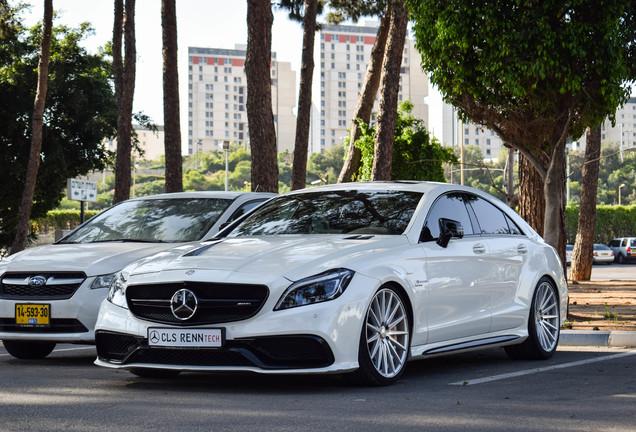 Mercedes-Benz Renntech CLS 63 AMG C218 2016