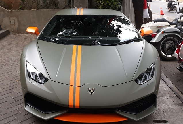 LamborghiniHuracán LP610-4 Avio