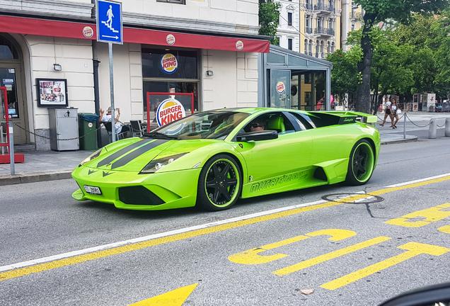 Lamborghini Murciélago Affolter Le Mans GTR
