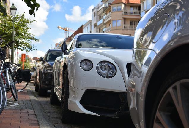 Bentley Continental GT V8 Vorsteiner BR10 RS