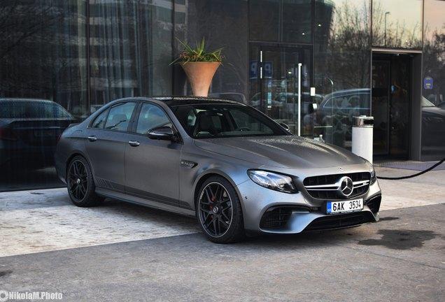 Mercedes-AMGE 63 S W213 Edition 1