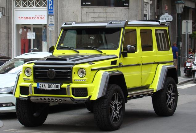 Mercedes-BenzMansory G 500 4x4²