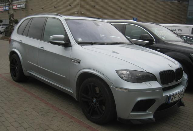BMW X5 M E70 Vorsteiner