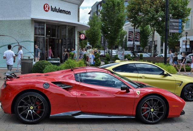 Ferrari 488 Spider Novitec Rosso