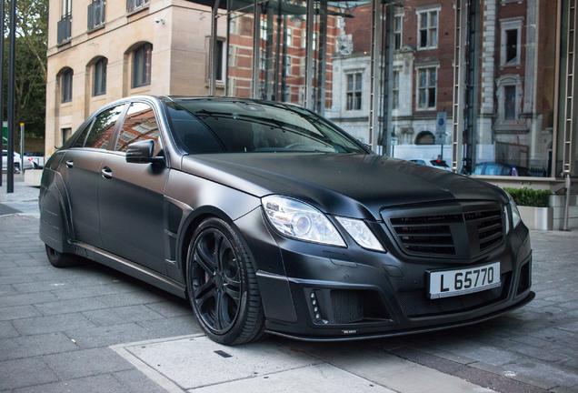 "Mercedes-Benz Brabus 800 E V12 ""One Of Ten"""