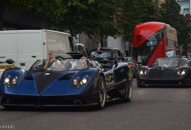 PaganiZonda C12-F Roadster