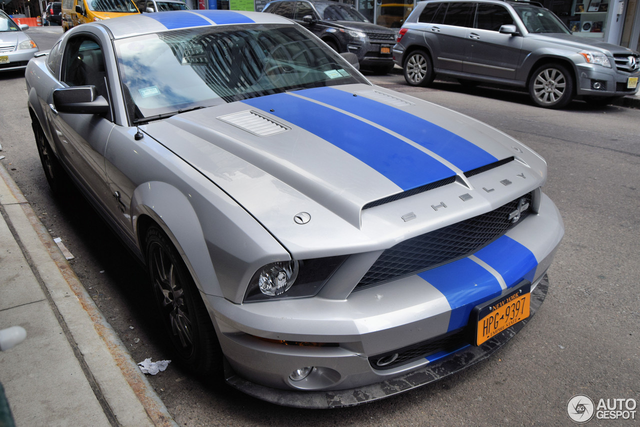 Ford Mustang Shelby Gtth Anniversary Edition
