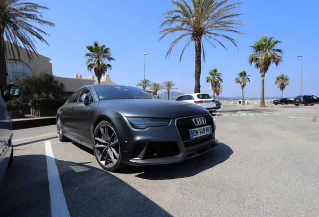 Audi RS7 Sportback 2015 Performance
