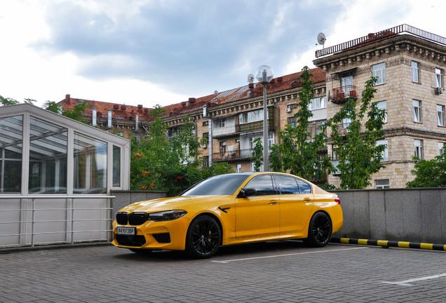 BMWM5 F90