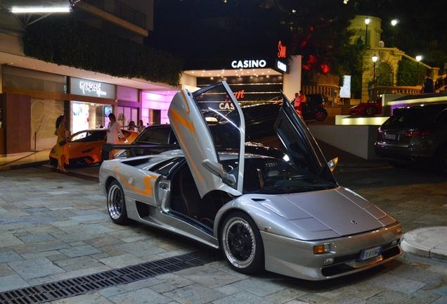 LamborghiniDiablo SV