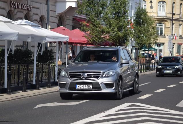 Mercedes-AMG ML 63 AMG W166