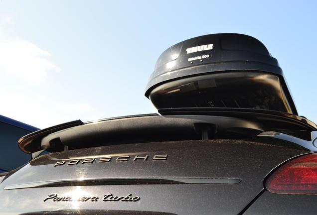 Porsche 970 Panamera Turbo MkI