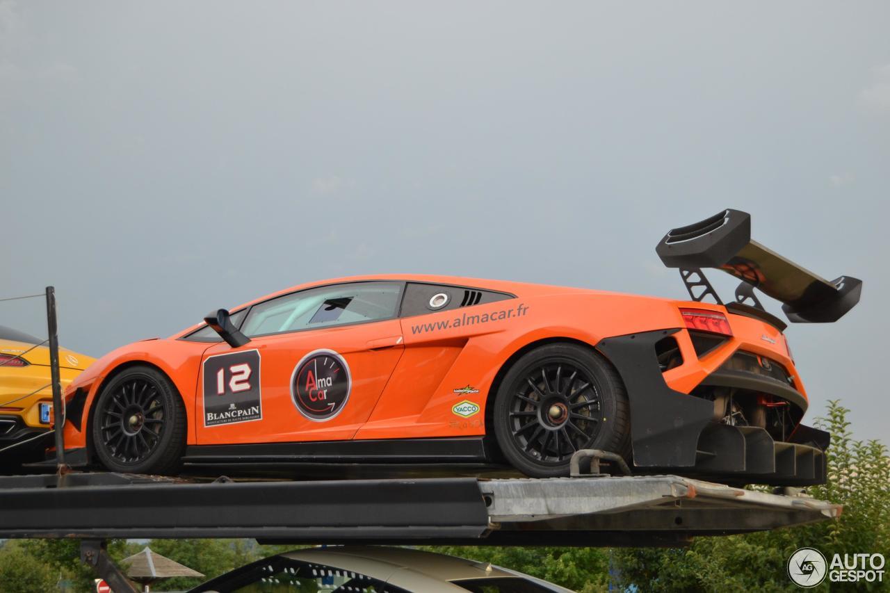 Lamborghini Gallardo Lp570 4 Super Trofeo 2013 16 August 2018