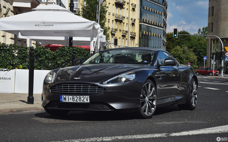 Aston Martin Virage August Autogespot - 2018 aston martin virage