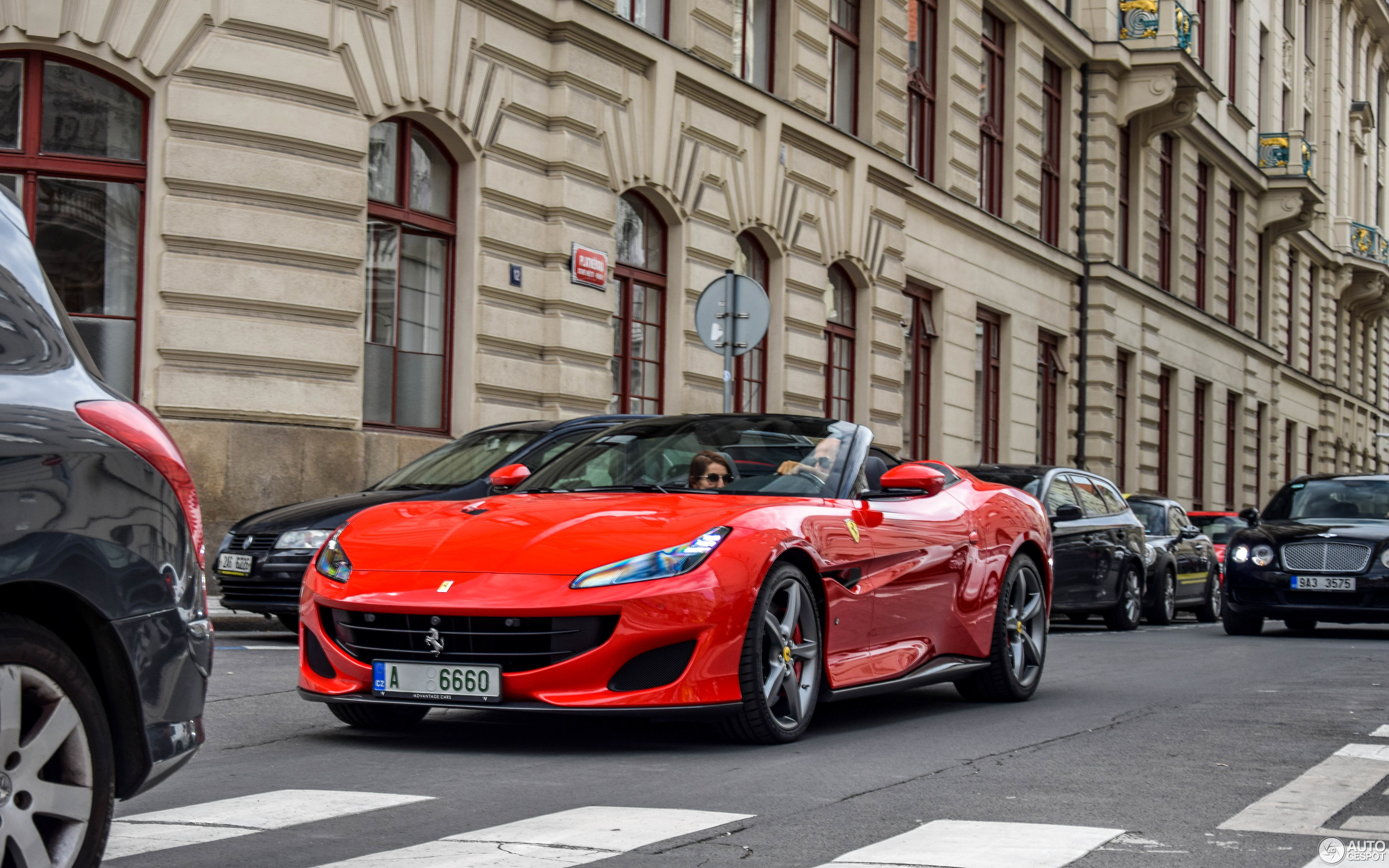 Ferrari Portofino 16 August 2018 Autogespot