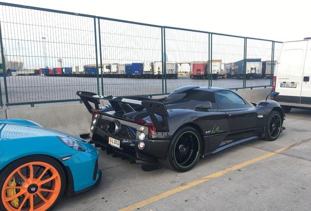 Pagani Zonda LM Roadster