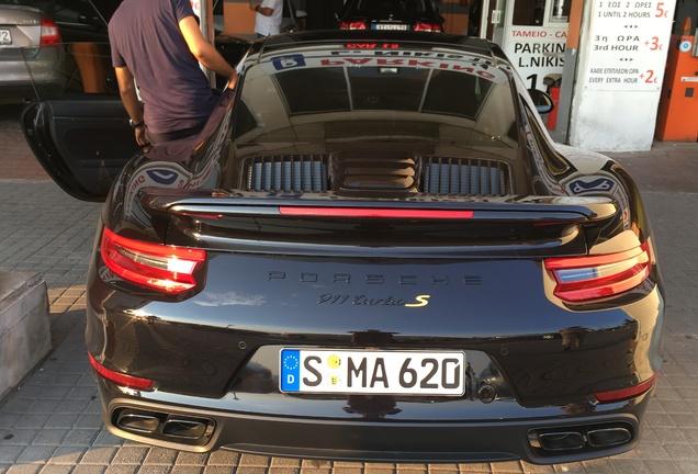 Porsche991 Turbo S MkII