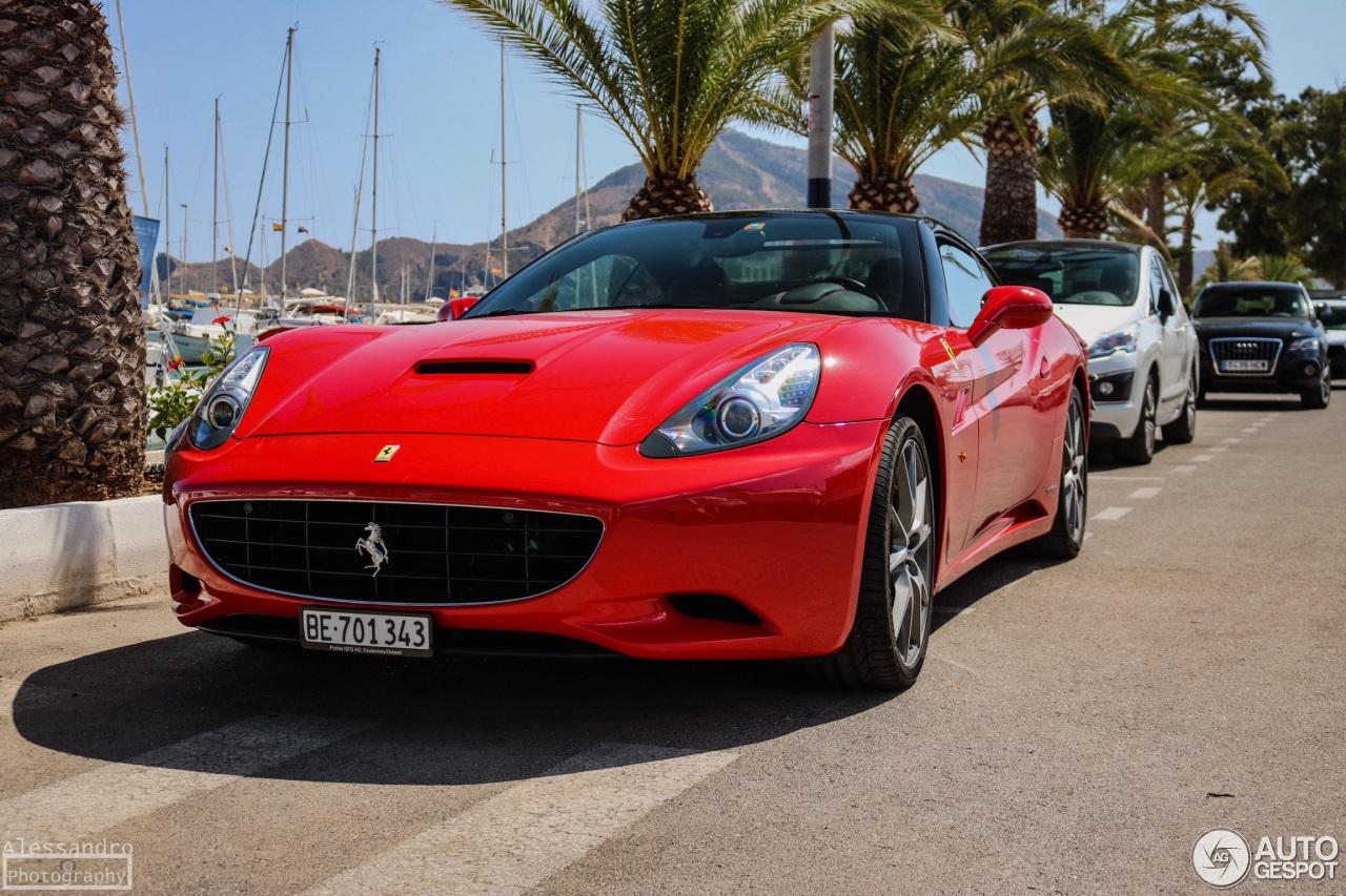 Ferrari California - 17 augustus 2018 - Autogespot