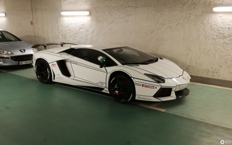 Lamborghini Aventador LP760-2 Oakley Design