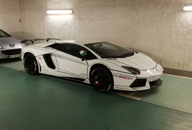 LamborghiniAventador LP760-2 Oakley Design