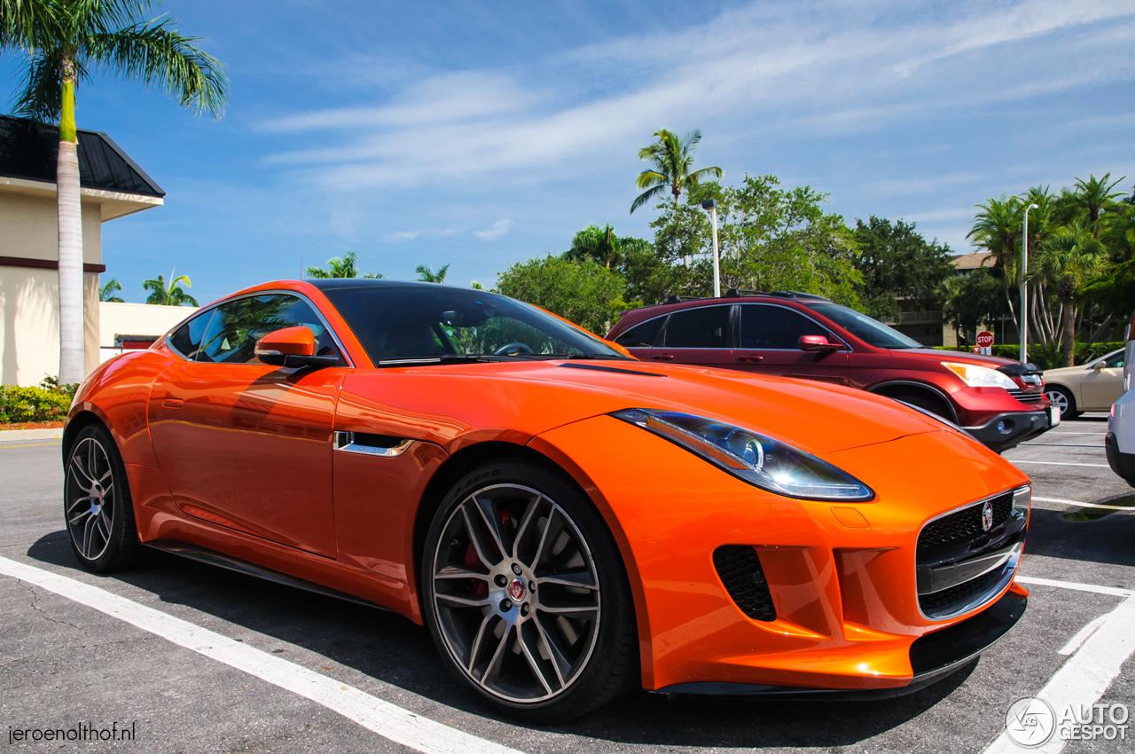 Jaguar F-TYPE R Coupé - 18 August 2018 - Autogespot