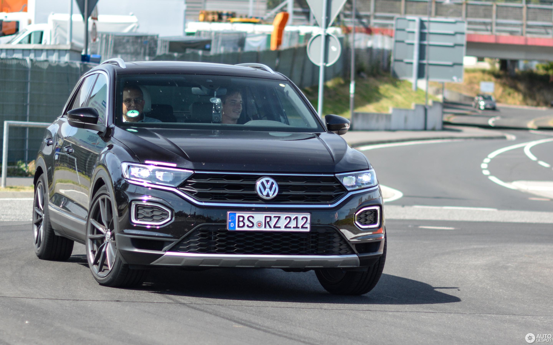 Volkswagen T-Roc R Mule