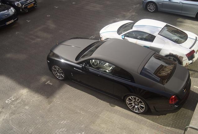Rolls-Royce Mansory Wraith Series II