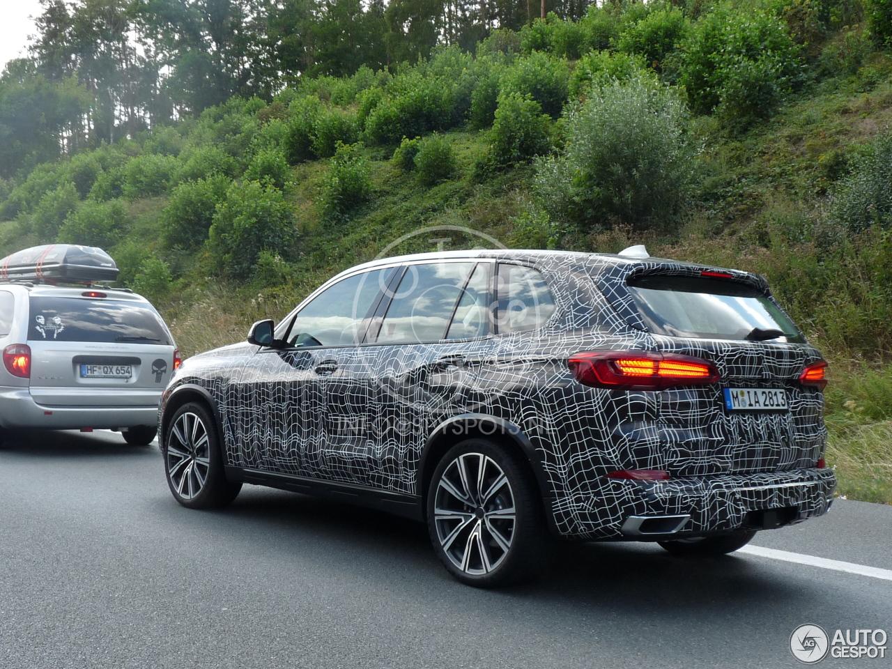 Verwonderlijk BMW X5 G05 - 19 August 2018 - Autogespot EH-95