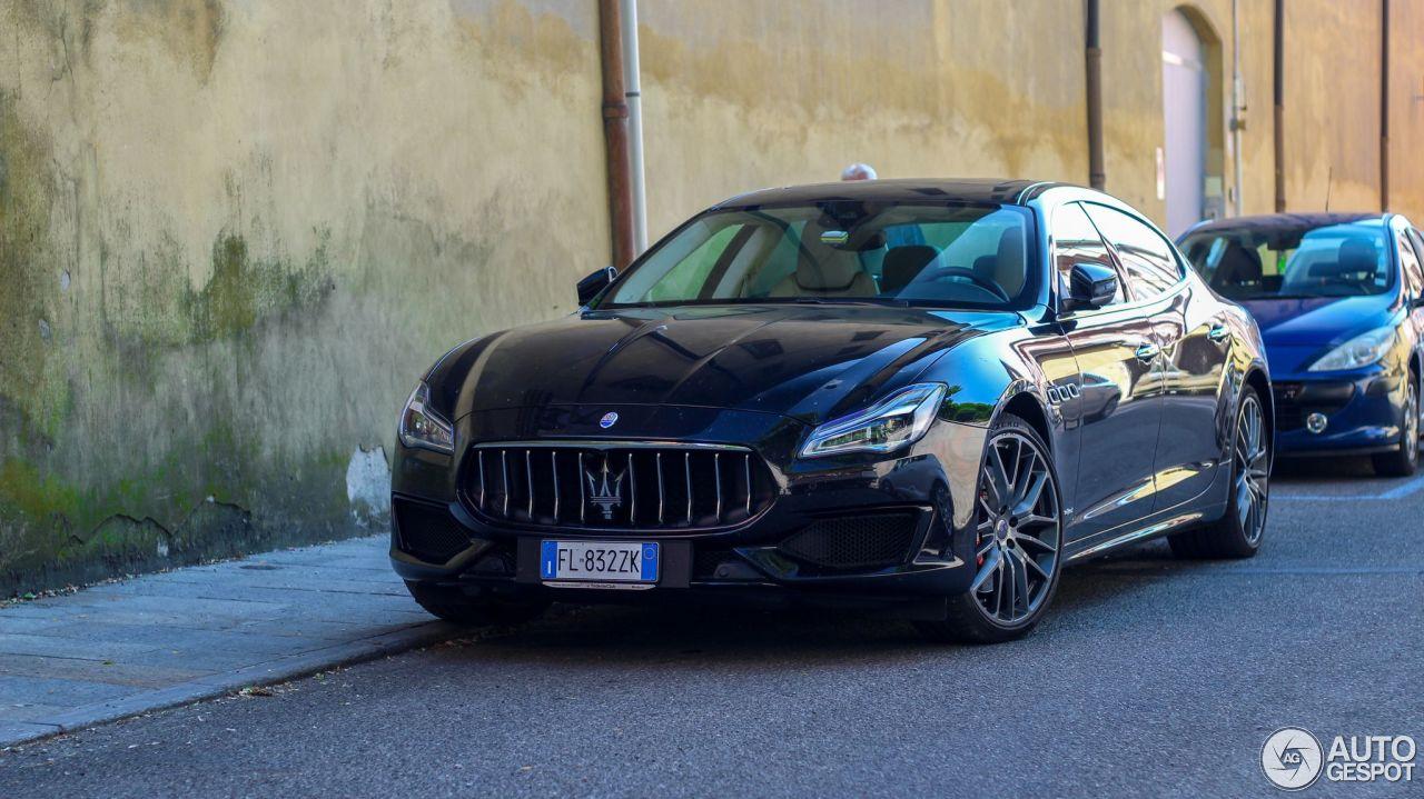 Maserati Quattroporte GTS GranSport 2018 - 20 August 2018 - Autogespot