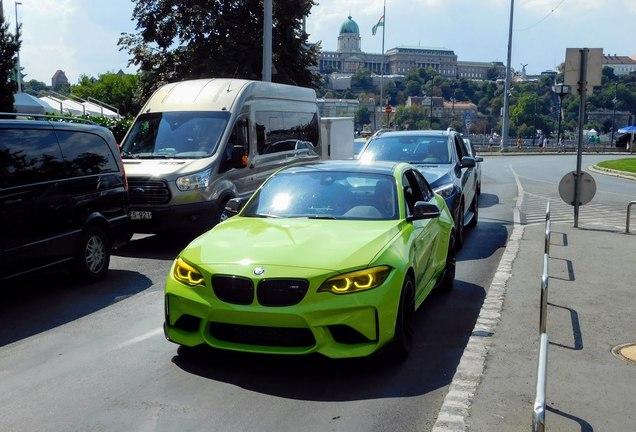 BMWM2 Coupé F87 2018