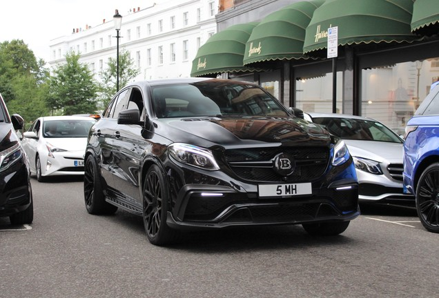 Mercedes-AMG Brabus GLE Coupé B 63S-850