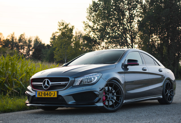 Mercedes-Benz CLA 45 AMG Edition 1 C117