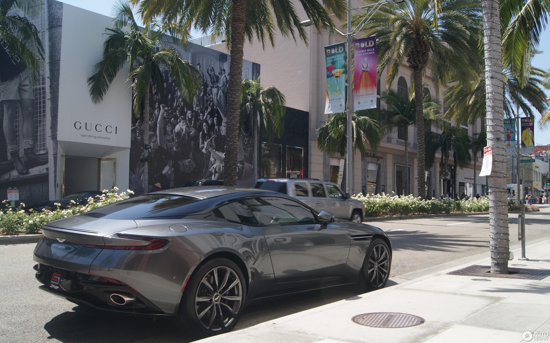 Aston Martin Db11 24 August 2018 Autogespot