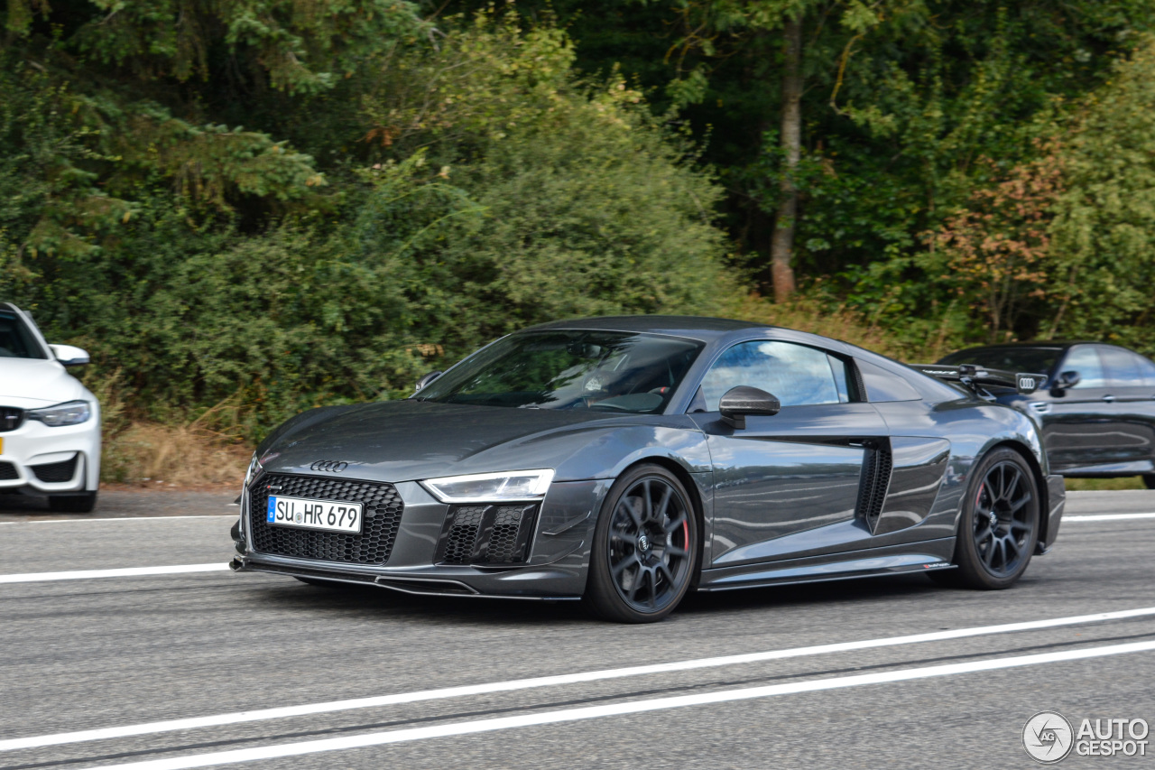 audi r8 v10 plus sport performance parts 26 augustus. Black Bedroom Furniture Sets. Home Design Ideas