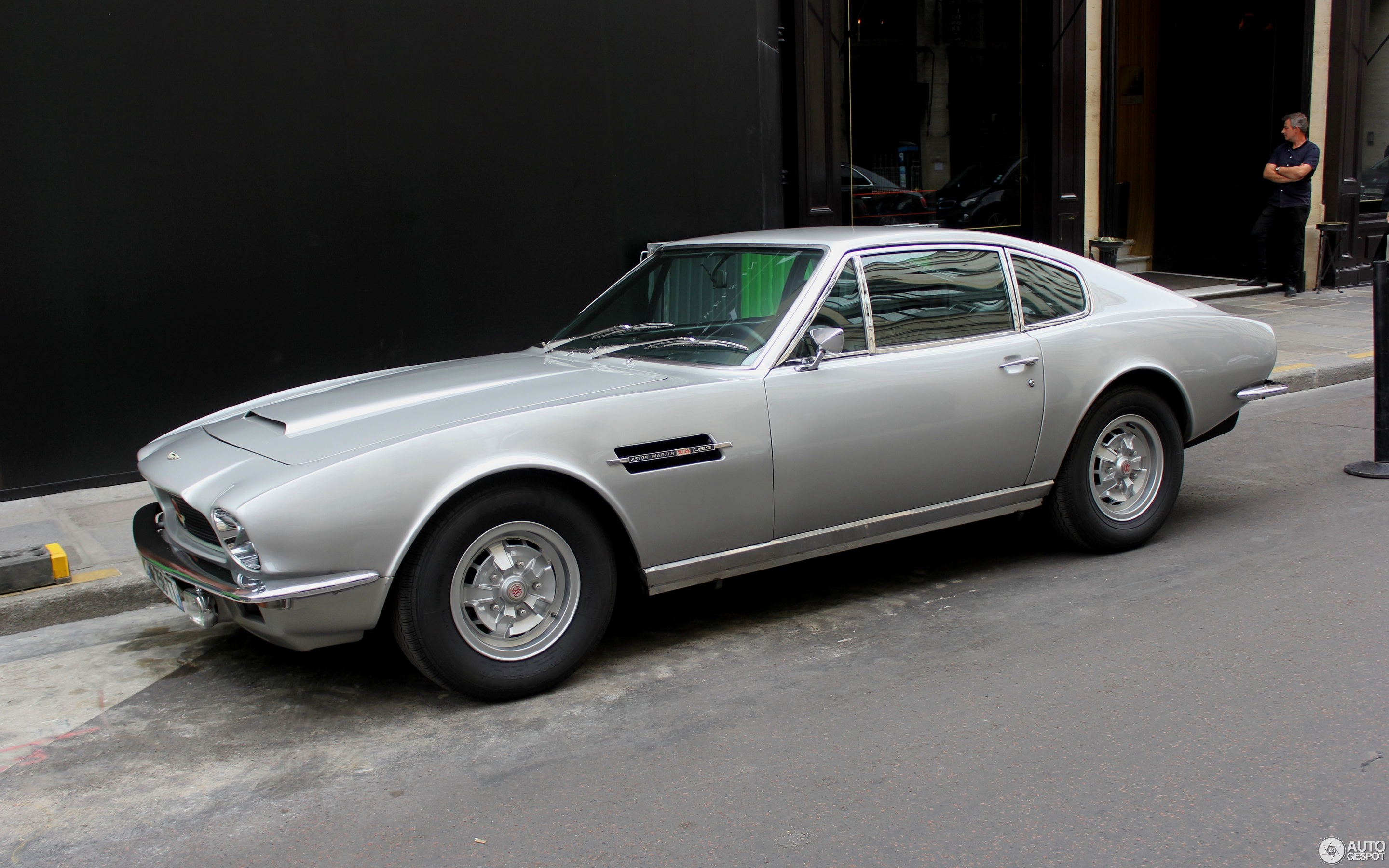 Aston Martin DBS V8 1969 1972 26 August 2018 Autogespot