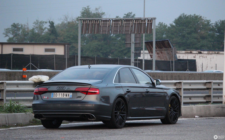 Audi ABT S8-R D4 2014