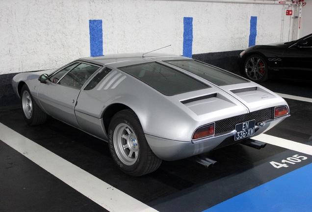 De Tomaso Mangusta 1967-1971