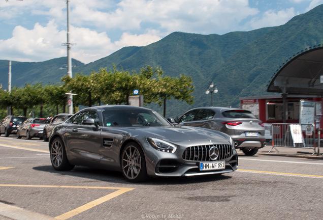 Mercedes-AMG GT C190 2017