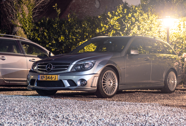 Mercedes-Benz C 63 AMG Estate